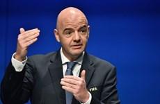 FIFA otorga asistencia de un millón de dólares para la lucha antiepidémica de las asociaciones miembros