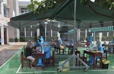 Ciudad de Da Nang establece puestos en entradas para prevenir epidemia