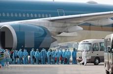 Vuelo de 37 horas trajo a vietnamitas de vuelta a casa desde Guinea Ecuatorial