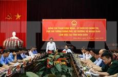 Exhortan a provincia vietnamita de Dien Bien a coadyuvar a construcción de frontera de paz