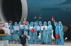 """Vietnam Airlines, las alas de la solidaridad y el tesón contra la """"tormenta"""" del COVID-19"""