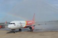 Inaugura Thai Vietjet vuelo Bangkok - Khon Kaen