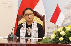 Indonesia insta a China a respetar UNCLOS