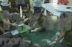 Recibe sentencia de muerte narcotraficante transfronterizo camboyano