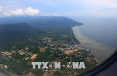 Kien Giang solicita al gobierno formación de ciudad Phu Quoc