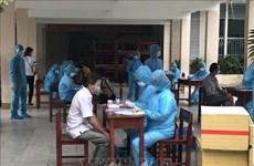 Amplían la realización de pruebas de SARS-CoV-2 en Da Nang