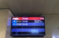 Vietnam Airlines implementa sistema de pantalla de información de equipajes