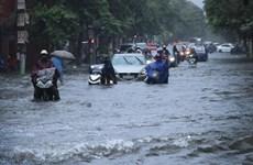 Tifón Sinlaku deja al menos dos muertos en Vietnam