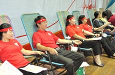 'Recorrido Rojo' sobrecumple su meta al recolectar más de cien mil unidades de sangre