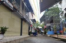 Aplican distanciamiento social en ciudad vietnamita de Buon Ma Thuot para frenar el COVID-19