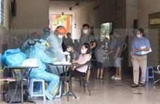 Aceleran pruebas de COVID-19 en Ciudad Ho Chi Minh