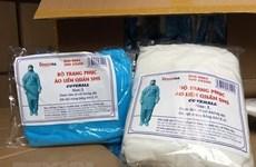 Vietnam: Procesan a cuatro individuos por vender falsificaciones de ropa de protección médica