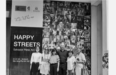 Exhiben fotografías en blanco y negro de arquitecto español sobre Vietnam