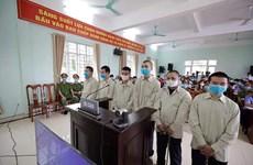 Emiten sentencias a prisión para responsables de entrada ilegal de extranjeros en Vietnam