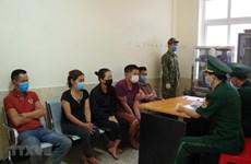 Vietnam procesa cinco casos de entrada ilegal de ciudadanos chinos en el país