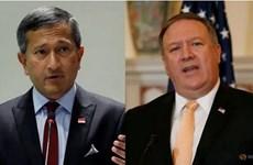 Estados Unidos y Singapur apoyan solución de disputas en Mar del Este según el derecho internacional