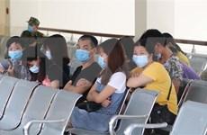 Arrestan y ponen en cuarentena a unas 10 personas que entraron a Vietnam de forma ilegal