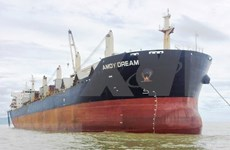 Implementan medidas preventivas del COVID-19 para tripulación del barco Amoy Dream