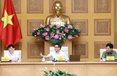 Viceprimer vietnamita pide concentrar labores antiepidémicas en áreas de alto riesgo