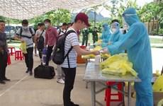 Cuatro pacientes de COVID-19 en Vietnam reciben alta médica