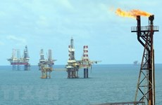 Yacimiento gasífero de empresa Vietsovpetro logra hito de producción