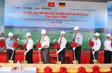 Empresa tailandesa interesada en sector de energía eólica en Vietnam
