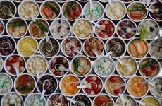 Che, postre dulce de Vietnam en una de las instantáneas más impresionantes del mundo