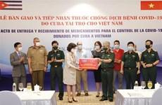 Cuba ayuda a Vietnam en lucha contra coronavirus