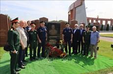 Honran en Moscú a exjefe del grupo de expertos militares soviéticos en Vietnam