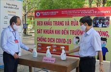 Exigen a provincias vietnamitas garantizar seguridad en Examen de Bachillerato
