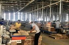 Exportaciones de madera y productos derivados de Vietnam aumentan en seis por ciento
