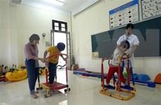Premier de Vietnam aprueba programa de apoyo para personas con discapacidad