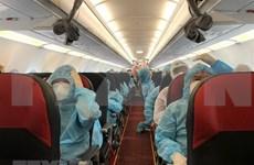 Más de 21 mil ciudadanos vietnamitas regresan a casa de 50 países y territorios