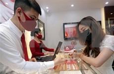 Banco Estatal de Vietnam se esfuerza por estabilizar mercado de oro