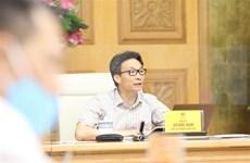 Llaman en Vietnam a elevar responsabilidad de autoridades locales en lucha antiepidémica