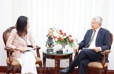 Vietnam garantiza proceso de cooperación de ASEAN en medio del COVID-19