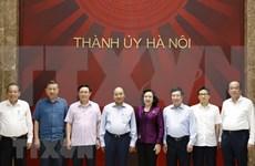 Enfatiza premier de Vietnam labor de fortalecimiento de filas partidistas