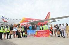 Vietjet Air inaugura vuelo entre Bangkok y Nakhon Si Thammarat