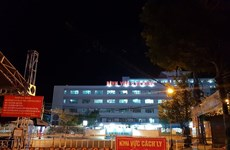 Levantan bloqueo aplicado a hospital C de Da Nang tras cumplimiento de período de cuarentena