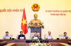 Efectuarán en Hanoi reunión 47 del Comité Permanente del Parlamento vietnamita