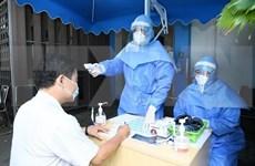 Ciudad Ho Chi Minh acelera realización de test del COVID-19 a turistas con historial de viaje por Da Nang