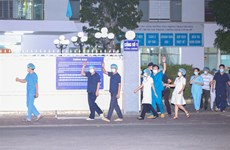 Hospital en Da Nang reabre tras cumplir periodo de cuarentena