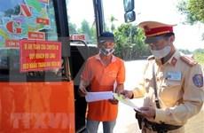 Premier insta a cumplir seguridad de tránsito