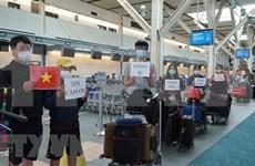 COVID-19: repatriados 313 vietnamitas de Corea del Sur
