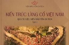 Exposición en Hanoi presenta arquitectura de aldeas vietnamitas tradicionales