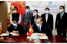 India apoya a Vietnam a establecer centro de desarrollo de software