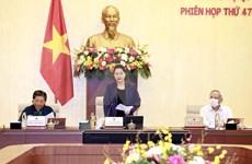 Comienza la cuadragésimo séptima reunión del Comité Permanente del Parlamento de Vietnam
