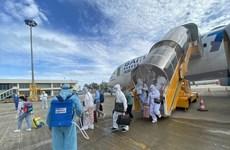 Repatrían a 260 ciudadanos vietnamitas varados en Emiratos Árabes Unidos