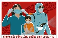 Vietnam lanza concurso de carteles sobre prevención y control del Covid-19
