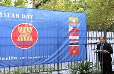 Laos aprecia solidaridad y cohesión integral de ASEAN